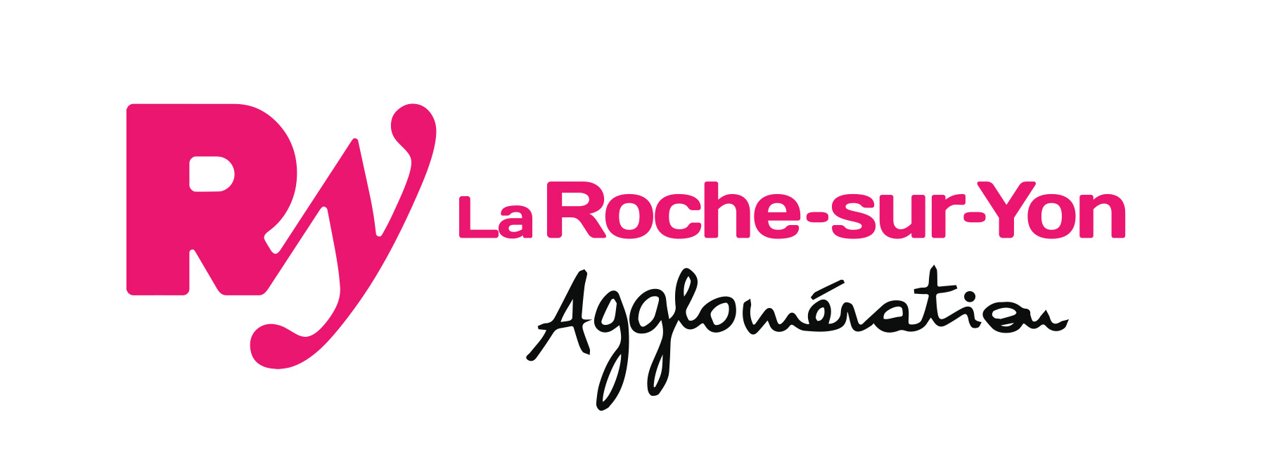 Logo agglo-rose-noir-fond-blanc