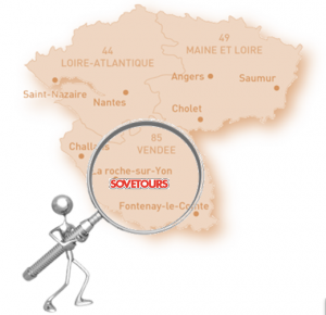 carte SOVETOURS