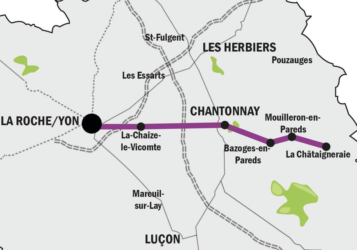 Ligne 124 sovetours - Horaire piscine la roche sur yon ...
